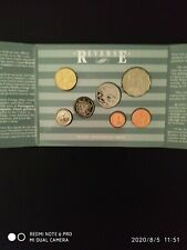 Royal Australian Mint. 1987. Mint 6 Coin Collection. 3 sets available.