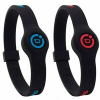 Bioflow Slim Magnetic Band 2 Colours Wristband Bracelet