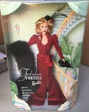 BARBIE FABULOUS FORTIES NRFB - new model doll collection Mattel