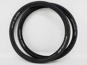 "Schwalbe Rapid Rob Wire Bead Mountain Bike Tire Pair (2) 29 x 2.25"""