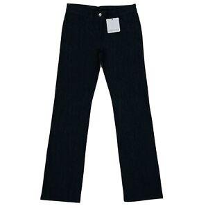 RRP $420 Ermanno Scervino Street Dark Grey Pants Trousers Sizes W30 W32 W34
