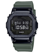CASIO GM5600B-3 G-Shock Classic Steel Bezel Shock Resist Green bLack Men's Watch