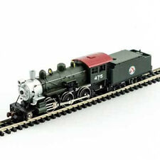 N Scale 4-8-2 Light Mountain Dcc Sound Value Equiped Steam