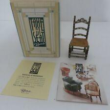 Take A Seat Raine Folkloric c.1900 # 24022