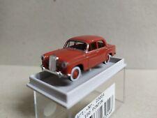 Mercedes-Benz 190 Ponton  , rojo  , Brekina 23054 , escala 1/87
