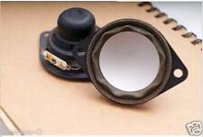 "2pcs 1.5""inch 8Ohm 10W Neodymium Full-range Speaker Loudspeaker Foam edge Audio"