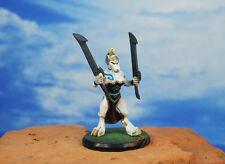 Rackham Confrontation Wolfen of Yllia Vestals Attachment Painted Figure K1209 E