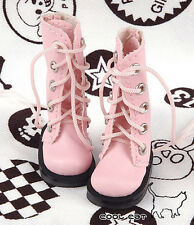 ☆╮Cool Cat╭☆【13-07】Blythe Pullip Doll Shoes Boots # Pink