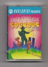 KANDA BONGO MAN - Soukous in Central Park SEALED Cassette rare 1993 Ryko