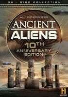 Ancient Aliens 10th Anniversary Collection (DVD,2018)