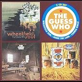 THE GUESS WHO - Wheatfield Soul/Share the Land/Canned Wheat [Box Set] CD's 2010