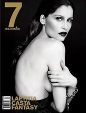 7 Hollywood 2,Laetitia Casta,Courtney Love,Carine Roitfeld,Karl Lagerfeld