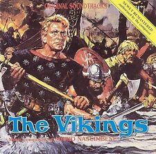Nascimbene: The Vikings; Solomon and Sheba (Original Soundtracks) by Original...