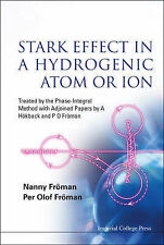 """""""Stark Effect In A Hydrogenic Atom Or Ion: Treated by the Phase-Integral Met"""