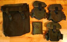US Army Surplus Pouches Lot 5 items