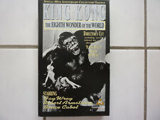King Kong Director's Cut Special 60th Anniversary Collector's Edition (GB Tape!)