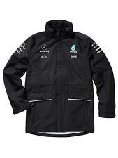 Genuine Mercedes AMG Petronas Men's Cagoule / rain Jacket 2017 (Medium)