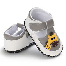 Giraffe soft sole baby shoes spring and autumn toddler shoes