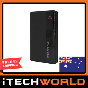 iTechworld Portable Slim 5000mAh Power Bank Fast Charge iTECH5KPD