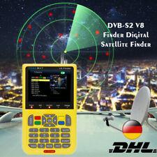 Profi Sat Finder Satelliten SATFINDER Messgerät Satlink DVB-S DVB-S2 Messgerät