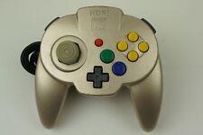 Hori Nintendo 64 Hori Pad Mini Gold Controller N64 From Japan