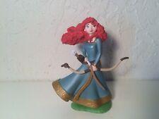 "Disney Pixar Brave Merida Princess Dress Cake Topper figure PVC 3.5 """