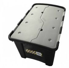 Kunststoffbox Aufbewahrungsbox Stapelbox Faltbox Kiste Transportbox 60 Ltr