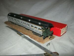X5976 HO RARE JC MODELS  UNDECORATED 80' PULLMAN OBSERVATION, with CV Trucks