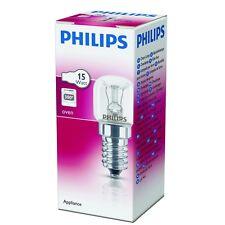 10x GENUINE PHILIPS OVEN BULB MICROWAVE BULB 15W 300C SES COOKER LAMP 10xA4119