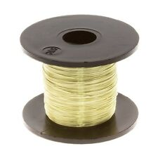 Champagne Jewellery Copper Craft Wire (32 AWG) 0.20mm 175 Metres (C104/1)