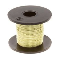 CHAMPAGNE gioielli COPPER Craft Wire (32 AWG) 0.20mm 175 metri (C104/1)