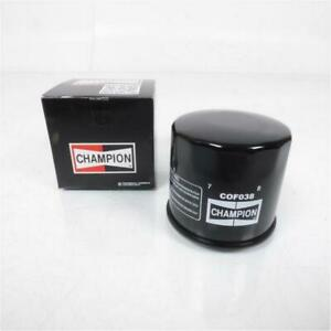Oil Filter Champion Motorcycle Cagiva 1000 Navigator T 2000 To 2005 New