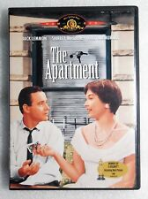 Like New The Apartment 1960 Widescreen b/w R1 Dvd Jack Lemmon Shirley Maclaine
