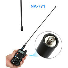 Dual Band NA-771 SMA-F Antenna Radio For Baofeng UV-5R 400mm Nagoya 144/430Mhz