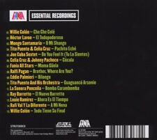 SALSA EXPLOSION: THE SALSA REV CD NEW HECTOR LAVOE/SONORA PONCENA/WILLIE COLON/