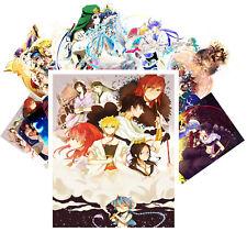 24 Postkarten Set * Magi Labyrinth of Magic Manga Fantasy Anime CA6004