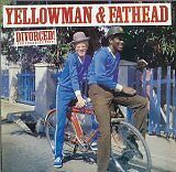 YELLOWMAN AND FATHEAD - Divorced ! - CD Album