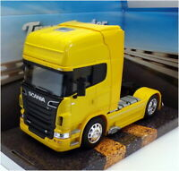 Welly 1/32 Scale Truck 32670S-W - Scania V8 R730 - Yellow