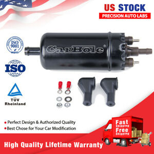 Universal 125Psi External Inline EFI Electric High Pressure Fuel Pump 0580464070