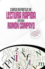 NEW Curso definitivo de lectura rapida. Metodo Ramon Campayo (Spanish Edition)