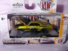 2006 Johnny Lightning Chevy High Performance #04 /'01 Camaro ZL1