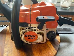 stihl 018c chainsaw
