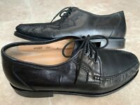 SOLIDUS Arthur 8300 Soft Leather Business Comfort Shoes Men's Sz 9 Made In Italy