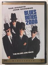 Blues Brothers 2000 Collector's Edition (DVD, 1998, Widescreen) - New Sealed