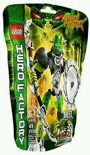 LEGO Hero Factory/44006 Breez/RARA smobilizzato/Nuovo Con Confezione Nuovo Sigillato ✔ Fast P & P ✔