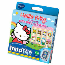 New VTech Innotab Game Cartridge - A Day with Hello Kitty and Friends sealed
