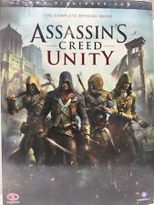 New Sealed Assassin's Creed Unity: Prima Official Strategy Guide Game Guide