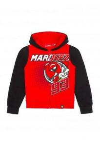 Hoodie fleece Marc Marquez 93 kids official collection  Located in USA