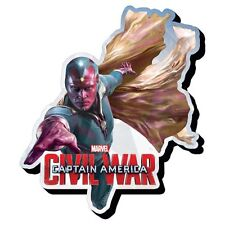 New Funky Chunky Magnet * Vision * Captain America : Civil War Marvel Movie