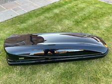 Genuine BMW roof luggage box. VGC
